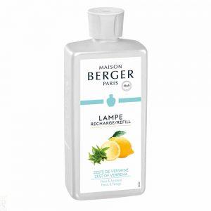 Maison Berger - Lampe Recharge / Refill Zeste de Verveine