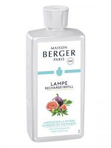 Maison Berger - Lampe Recharge / Refill Jardins Riviera