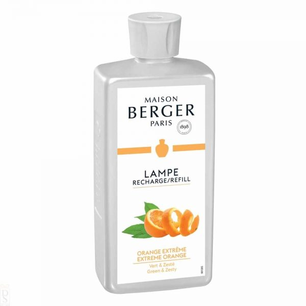 Maison Berger - Lampe Recharge / Refill Orange Extreme