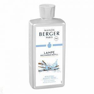 Maison Berger - Lampe Recharge / Refill Bois D' Eau