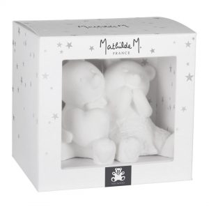 Mathilde M - Decor oursons amoureux grand modele nounours