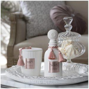 Mathilde M - Diffuseur de parfum d' ambiance fetes exquises 200ml Antoinette