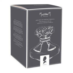 Mathilde M - Diffuseur de parfum d' ambiance soliflore pivoine Marquise