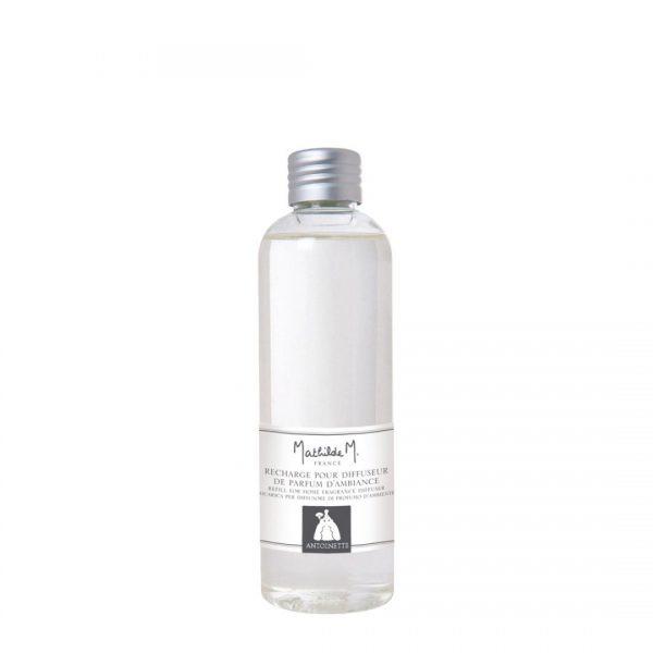 Mathilde M - Recharge pour diffuseur de parfum d' ambiance 200 ml Antoinette