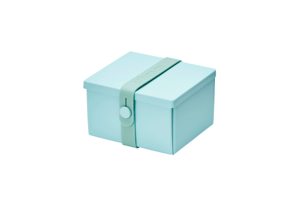 Uhmm Box Quadrada Verde Menta - Verde Menta