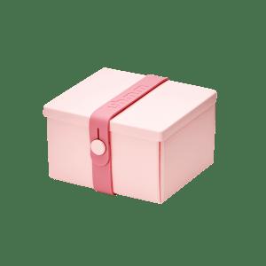 Uhmm Box Quadrada Rosa - Rosa