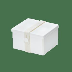 Uhmm Box Quadrada Branca - Branca