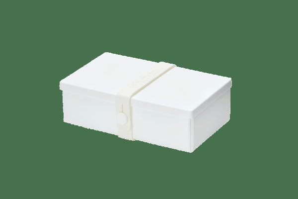 Uhmm box Retangular Branca - Branca